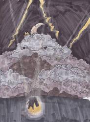 king cloud concept art