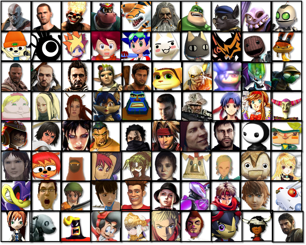 Playstation All Stars Wiki: Playstation All-Stars 2 Rooster By Alexray35 On DeviantArt