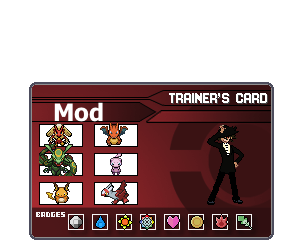 Mod Trainer Card by The-Insane-Puppeteer