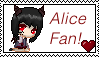 Alice Fan Stamp by The-Insane-Puppeteer