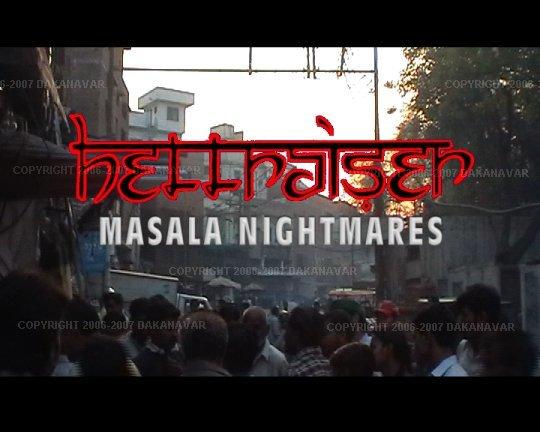 Masala Nightmares