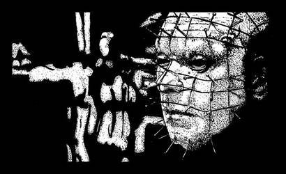 Stippling with Pinhead