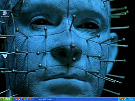 Pinhead Desktop by R-iel