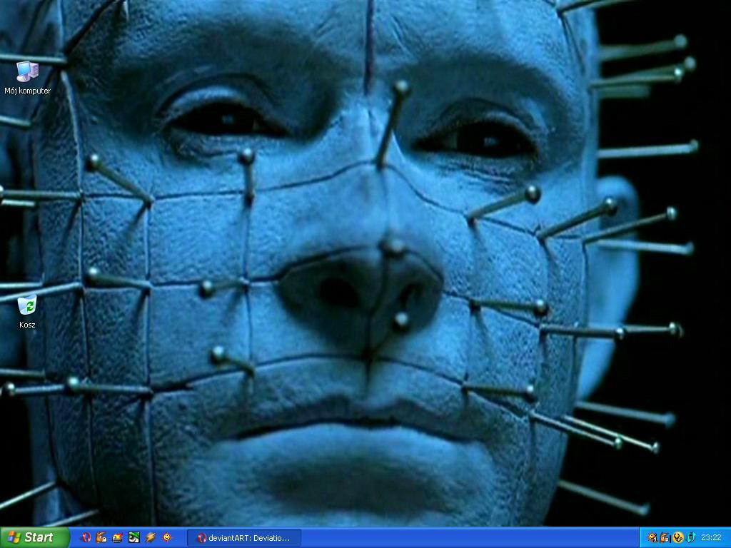 Pinhead Desktop by R-iel