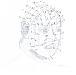 Pinhead2 by Hellraier-fans
