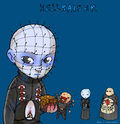 Pinhead and Pals