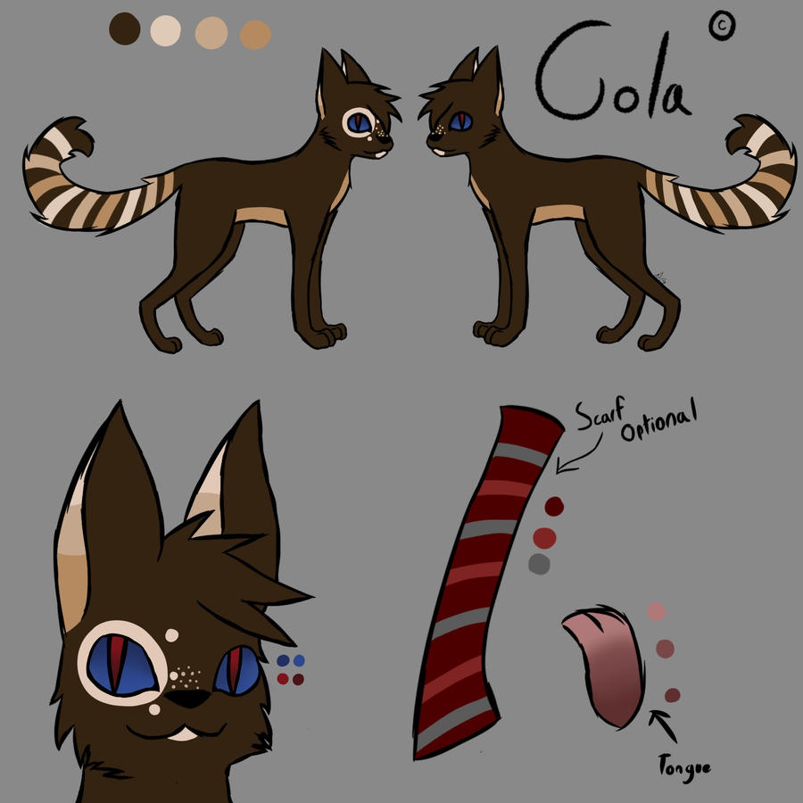 *UPDATED* Cola Reference! by aeroaddict