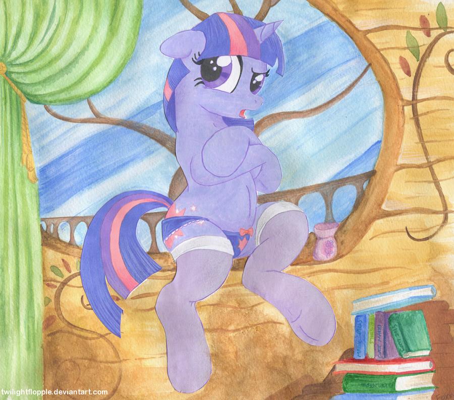 Sassy Scholar by TwilightFlopple