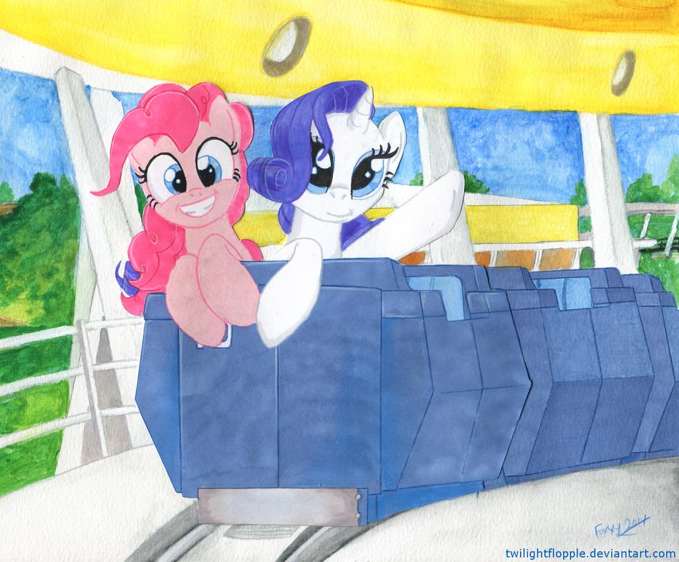 Peoplemover Ponies by TwilightFlopple