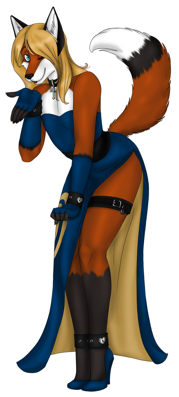 Vivacious Vixen Victory by BnGJessie