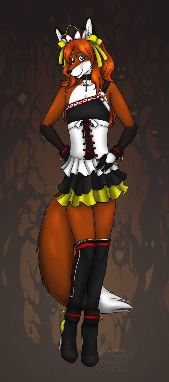 Go, Go! Let's Go! - Halloween 2014 by BnGJessie