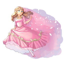 Princess Zelda by doramsc
