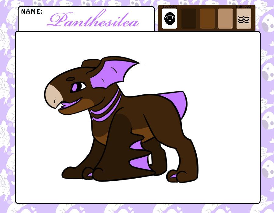 Panthesilea appoval app