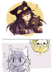 More Kittyhat!Blake [RWBY]