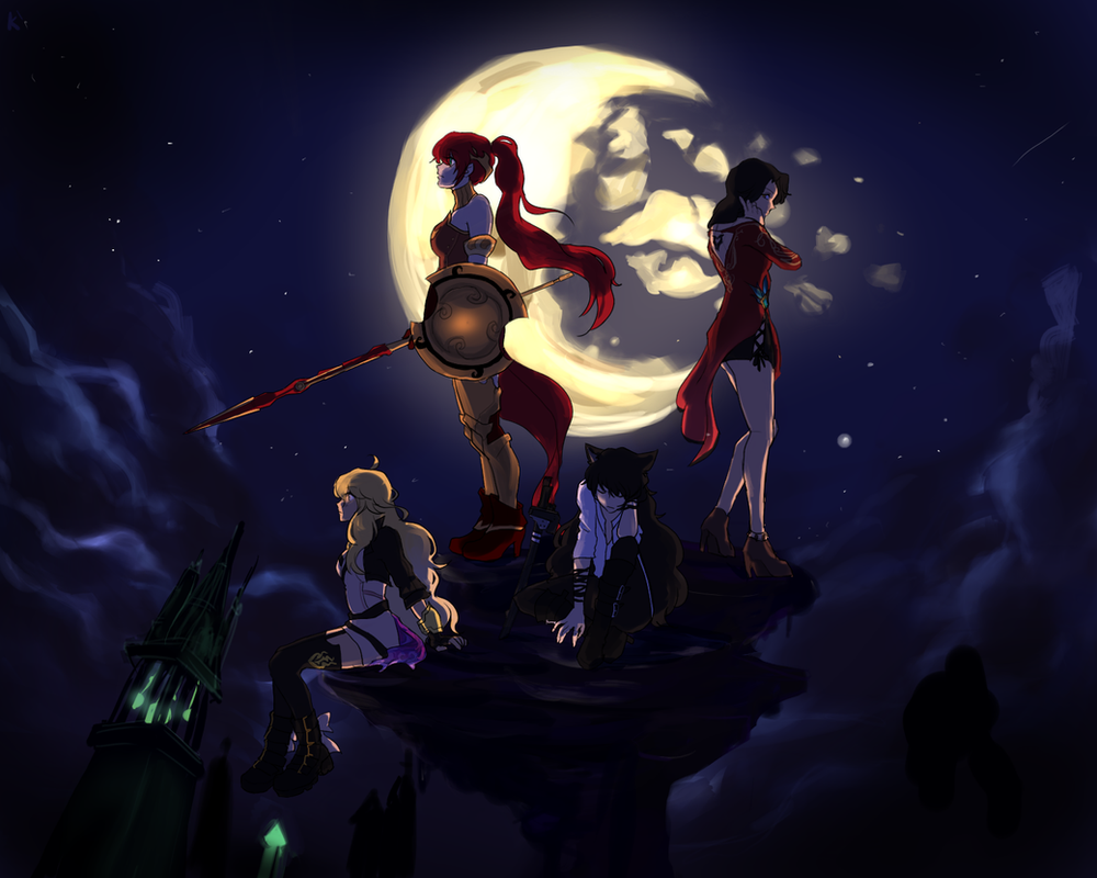 Dark To Light  mission RWBY   511015384 on oscar funny pictures for desktop background