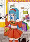 Shopping by Iki-Fujisaka