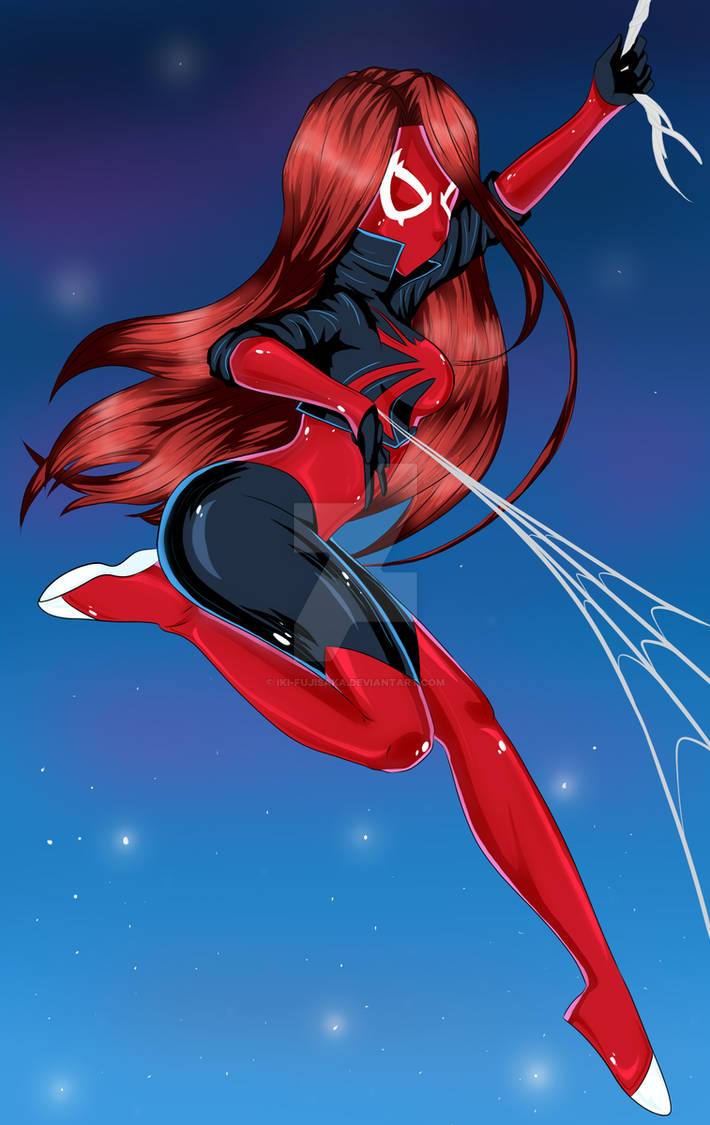 Scarlet Spider MJ