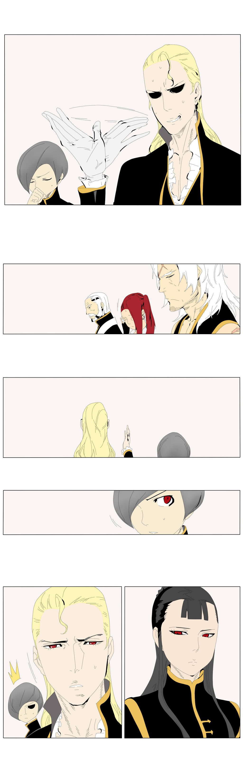 Noblesse Ch263 Pg14 FULL PAGE!!!~~! by Fallen0245