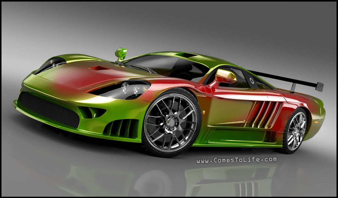 Saleen S7 by zoomzoom on DeviantArt