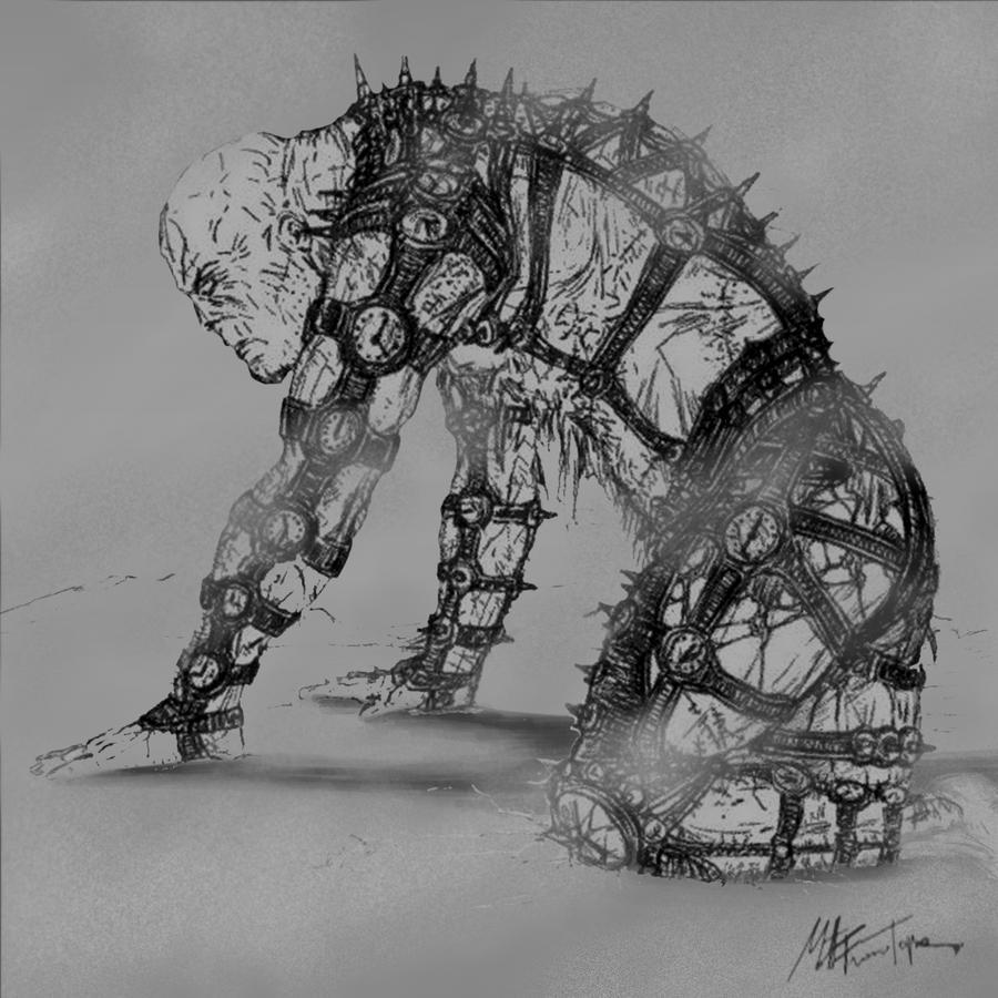 CRONUS SKETCH 3 By Titanslicer On DeviantART