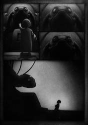 JONA AND THE SEA OF FOG - PAGE 11 by Titanslicer
