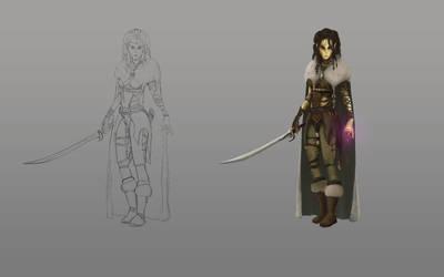 Nerue by Titanslicer