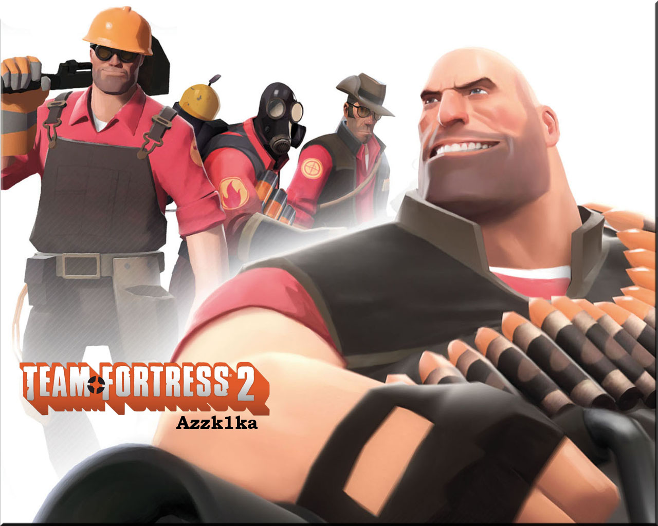 Video Games Team Fortress 2 Facebook Covers