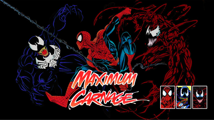 Spiderman - Maximum Carnage by cornerstone