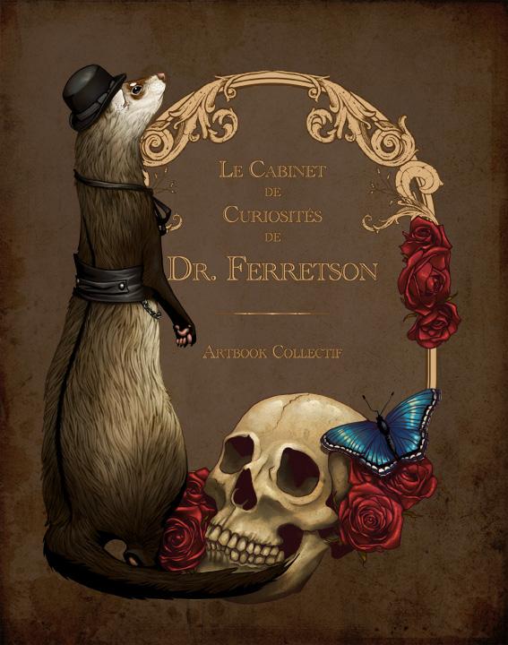 Le cabinet de curiosites de dr ferretson by sylfaenn on deviantart - Le cabinet de curiosites ...
