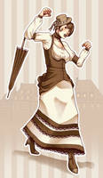 Miss Tiramisu
