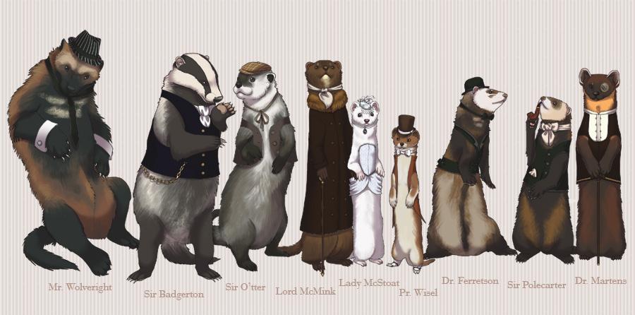 Family Reunion by Sylfaenn