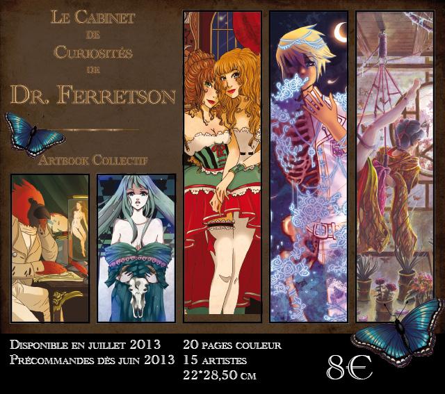 Le cabinet de curiosites de dr ferretson preview by sylfaenn on deviantart - Le cabinet de curiosites ...