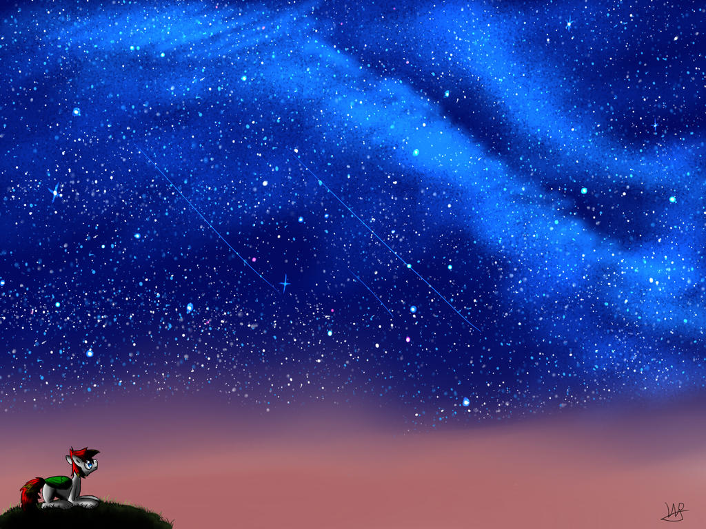 Stars at Night by infernal69