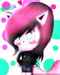 Mila The Wolf nwn  by Sweetmilalove14