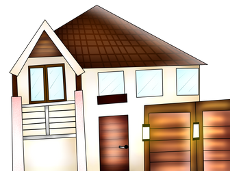 Home design ( English homework) by Sweetmilalove14