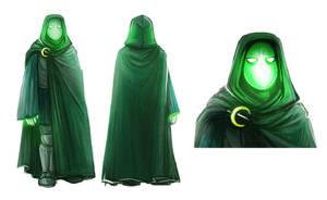 Eidolon Costume Concept