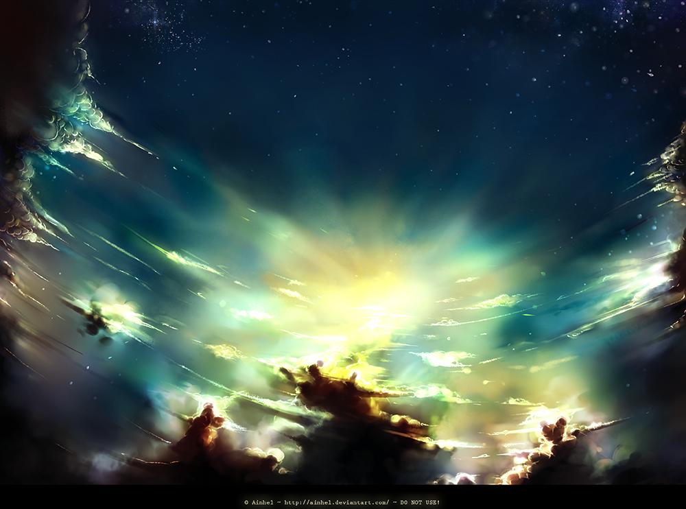 Destination Unknown by Ainhel