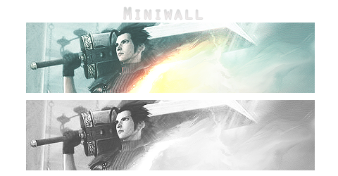 FF miniwall by fodkito