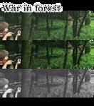 War in forest