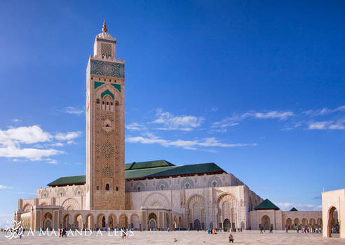 King Hassan Mosque II