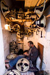 Tetouan: The Hat Maker by Mgsblade
