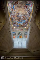 El Escorial: The Central by Mgsblade