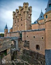 Segovia: Alcazar by Mgsblade