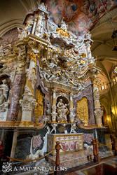 Toledo: El Transparente by Mgsblade