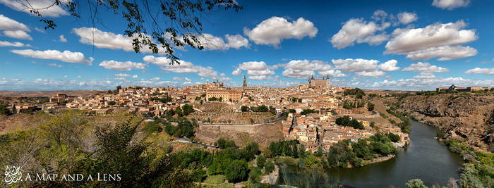 Toledo: The Full View by Mgsblade