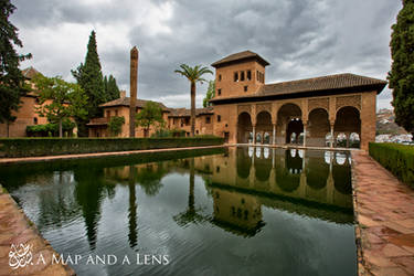 Alhambra: Reflections by Mgsblade