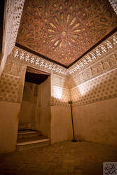 Alhambra: Waiting room by Mgsblade