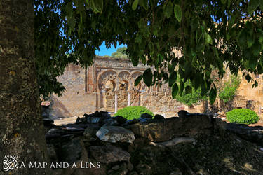 Medinat Al Zahra:Ruins by Mgsblade