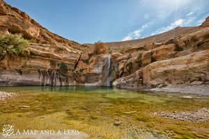 Mujib falls