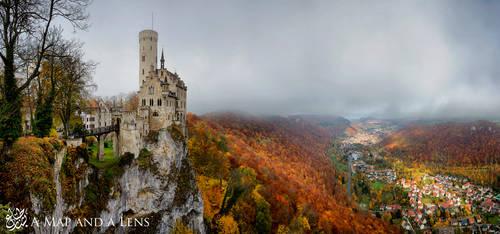 Lichtenstien Castle by Mgsblade